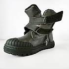Высокие теплые ботинки-кеды мальчикам, р. 28,30. Демисезон, фото 7