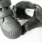 Высокие теплые ботинки-кеды мальчикам, р. 28,30. Демисезон, фото 10