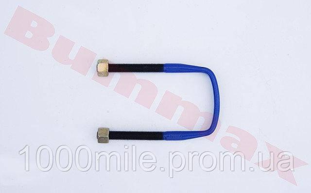 Стремянка (5) рессоры с гайкой на M12x1,5x72x140 MERCEDES 407-410  9874314019 - BUMMAX  - BMT00287 W/N