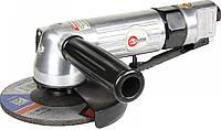 Угловая шлифмашинка пневматическая диаметр круга 115 мм INTERTOOL PT-1201