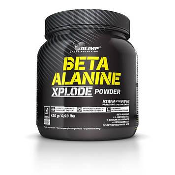 Beta-Alanine Xplode Powder (420 g, orange) OLIMP