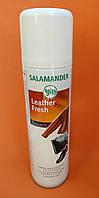 Краска-восстановитель SALAMANDER Саламандра для кожи 250 мл темно-коричневый