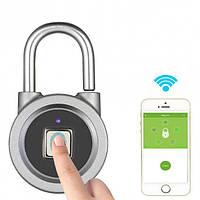 Умный дверной замок Smart TappLock - открытие дверей по отпечатку пальца (MNS1044)