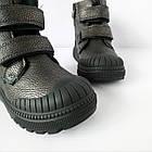 Теплые кеды - ботинки мальчикам, р. 27, 29, 30, 31. Демисезон, фото 8