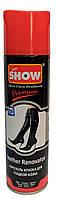 Краска Черная аэрозоль для гладкой кожи Show Турция 250мл