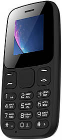 Телефон Nomi i144c Black