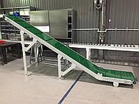 Конвейер ленточный стационарный для штучных грузов, фото 1