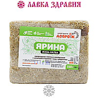 Жива халва Доброїж Ярина без цукру 250 г