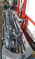 Обприскувач навісний 1000 л гідравлічна штанга 16 м Польща, фото 2