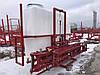 Обприскувач навісний 1000 л гідравлічна штанга 16 м Польща, фото 5