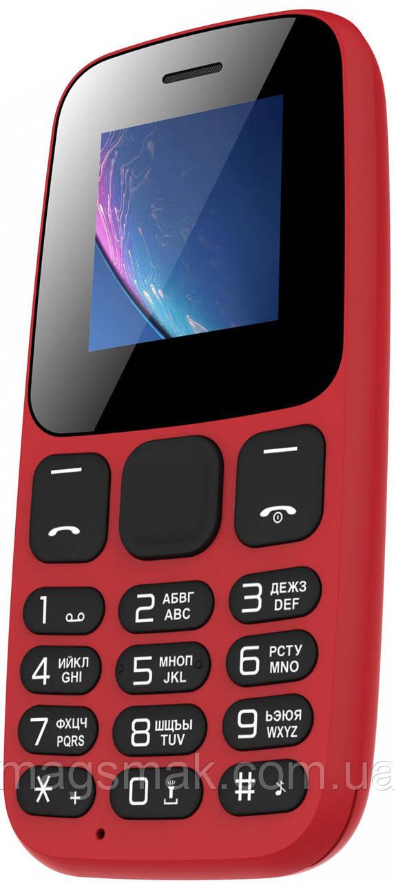 Телефон Nomi i144c Red