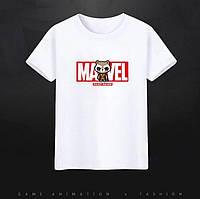 Детская футболка супергерои Marvel и DC В НАЛИЧИИ НА РОСТ 140-150 см. Остальные размеры под заказ
