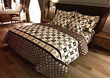 Комплект постельного белья  Луи Витон