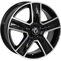 Zorat Wheels BK473 R15 W6.5 PCD5x112 ET45 DIA57.1 BP