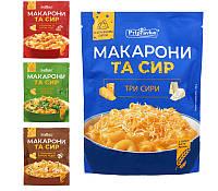 """""""Макароны и сыр"""" три сыра 150 г (8 шт/ящ)"""