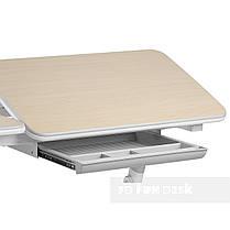 Ученический стол-трансформер FunDesk Invito Grey, фото 3