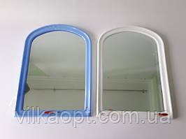 Зеркало в ванную комнату в пластмассовой рамке (пластик) TP2103A (40,3*29,3 cm.)(цена указана за 1 зеркало)