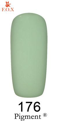 Гель-лак F. O. X Pigment №176, 6 мл