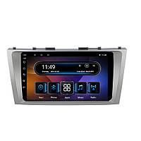 Штатная магнитола для Toyota Camry 40 2006-2011 на базе Android 8.1 Память 2/16 Гб, фото 1