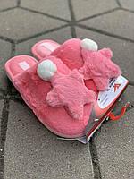 Тапочки домашние женские зимние оптом ассорти, фото 1