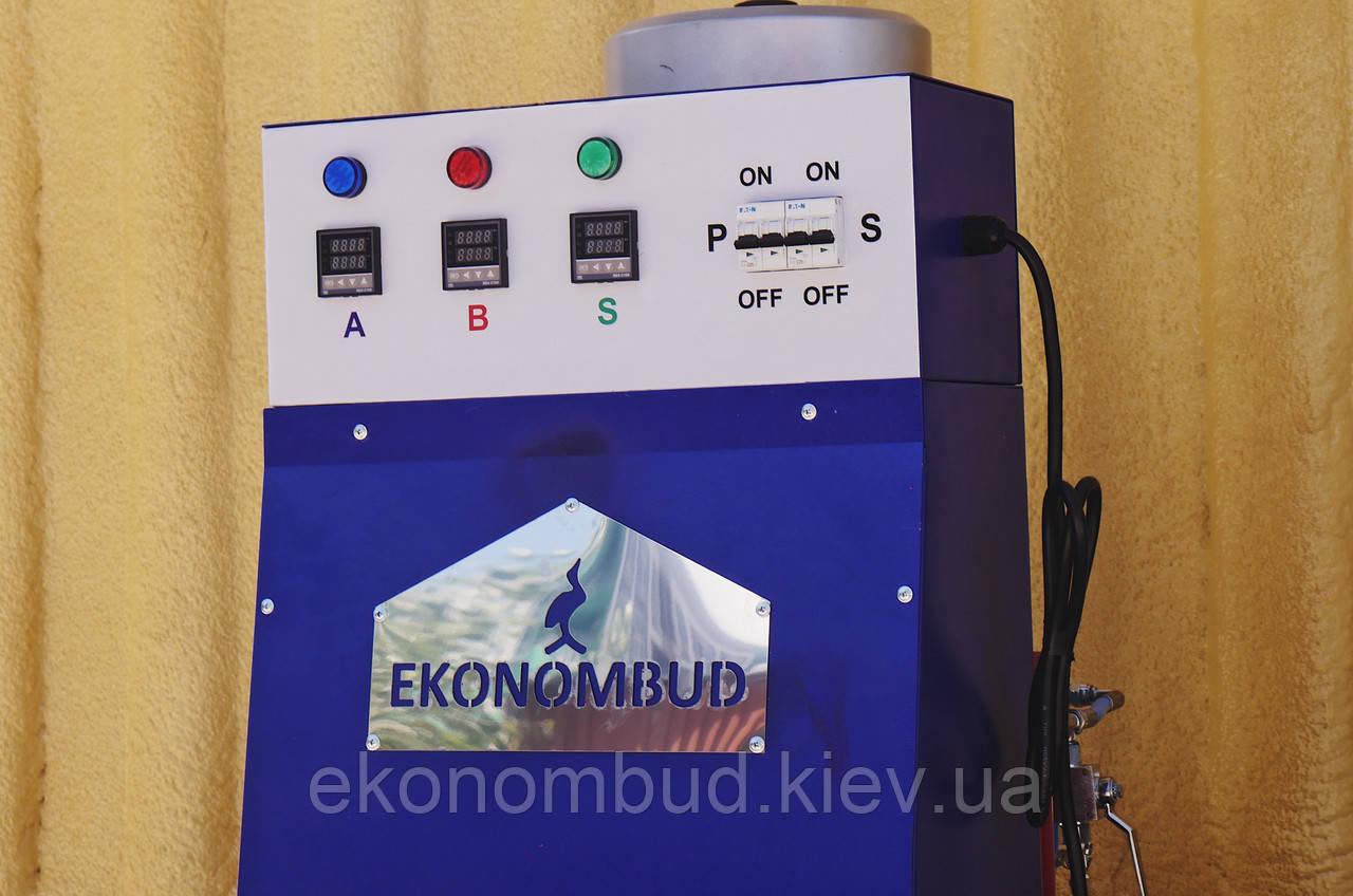 Оборудование для заливки и напыления жесткого и легкого ППУ и любой полимочевины S9000