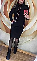 "Трикотажное платье ""Respect""  Норма, фото 2"