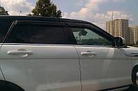 Дефлектора окон LAND ROVER Range Rover Evoque 5d 2011