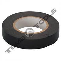 Лента изоляционная (изолента) ПВХ 0,13 мм x 15 мм x 10 м черная