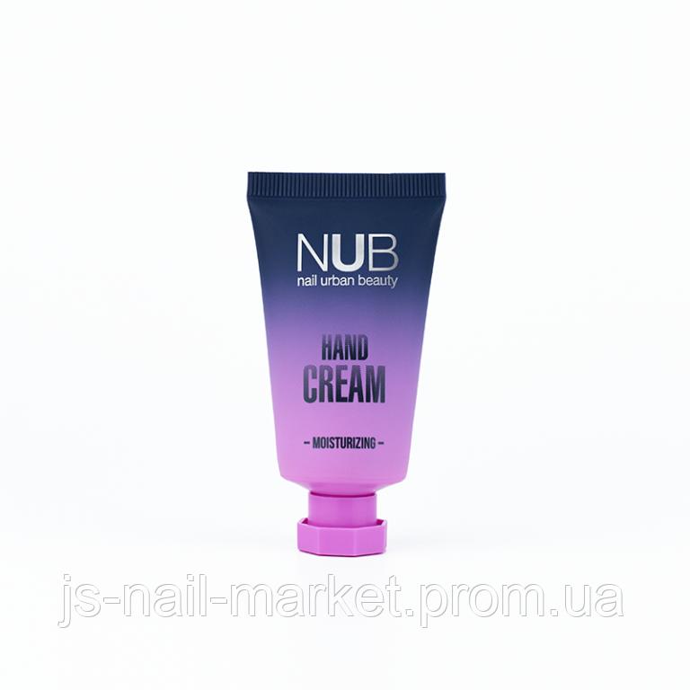 Зволожуючий крем для рук NUB Moisturizing Hand Cream