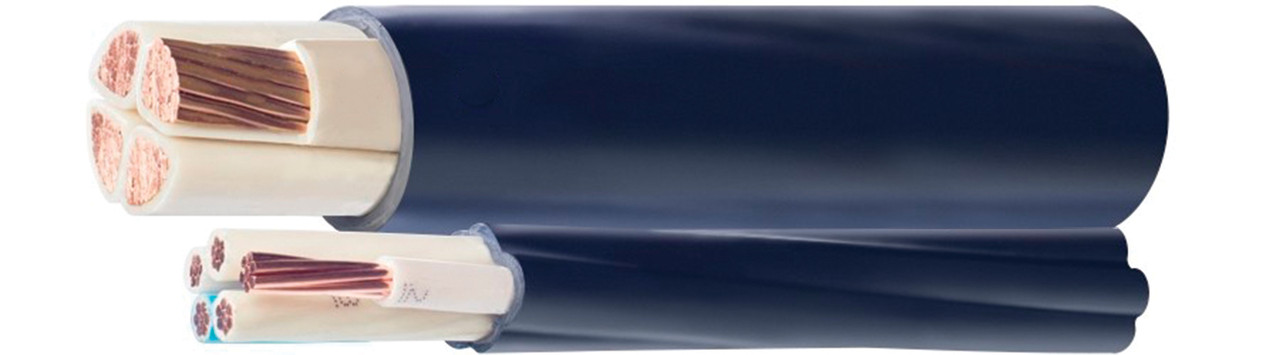 Кабель ВВГ 4х25+1х16 (1 кв.)