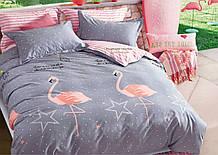 Комплект постельного белья   Фламинго 2