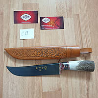 Нож. настоящий узбекский нож. Шикарный подарок мужчине. Нож пчак ручной работы.