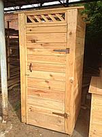 """Туалет """" Панда """" деревянный, фото 1"""