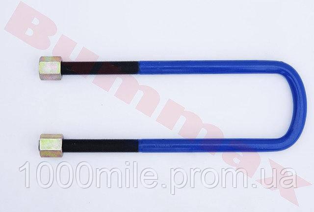 Стремянка (2) рессоры с гайкой на M18x1,5x82x320 MERCEDES   3213511125 - BUMMAX  - BMT00303 W/N