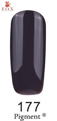Гель-лак F.O.X Pigment №177, 6 мл