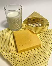 Многоразовая обертка салфетка для продуктов с пчелиным воском, багаторазова серветка обгортка