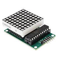 Модуль светодиодной матрицы 8х8 MAX7219