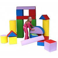 Игровой набор Мега Блоки 19 деталей Woopie MEGKL1, фото 1
