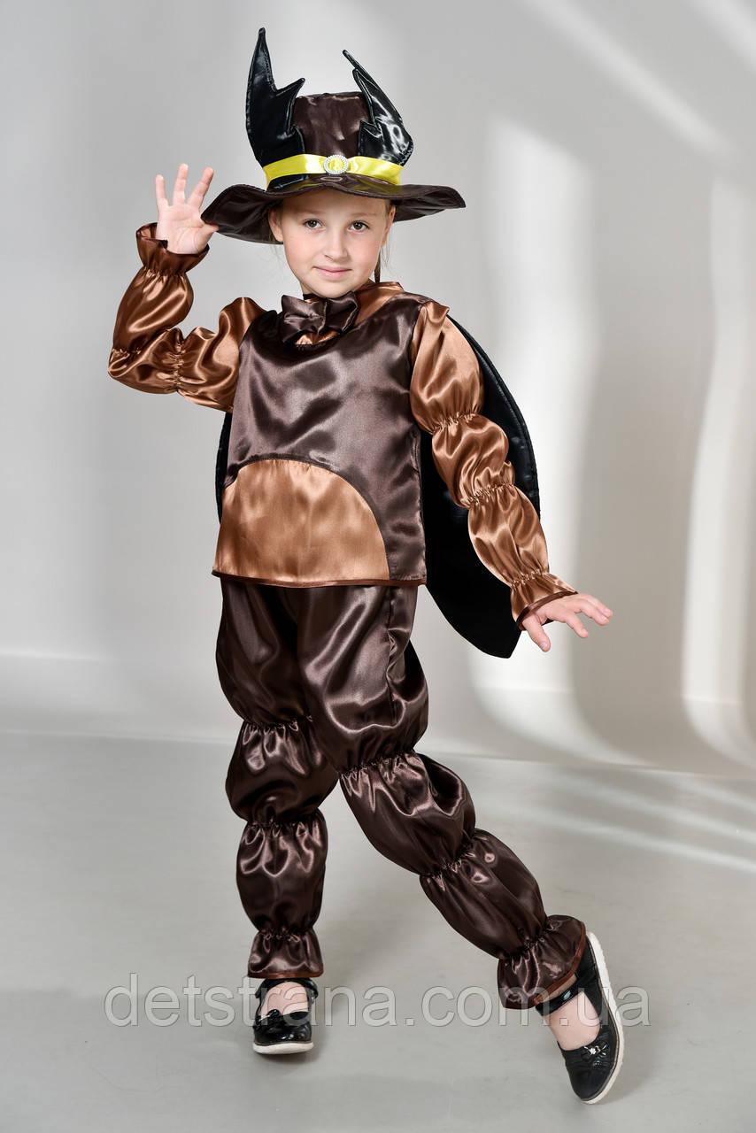 Карнавальный детский костюм Жук