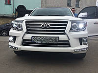 Body kit for Toyota Land Cruiser 200 Lexus style