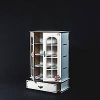Книжный шкаф для куклы