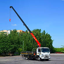 Автомобили с краноманипуляторными установками (КМУ), фото 2
