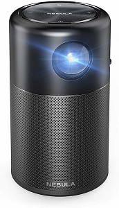 Портативный проектор ANKER Nebula Capsule Pro Black