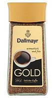 Кава Dallmayr Gold розчинна 200г с/б (1/6)