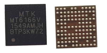 Микросхема MT6166V для Fly iQ4403, iQ4410i, iQ4516