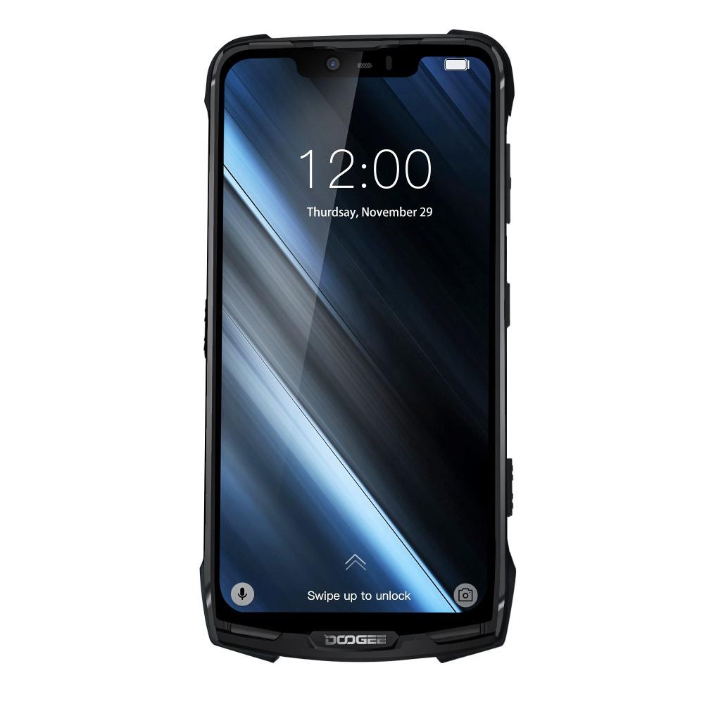 """Защищенный противоударный неубиваемый смартфон Doogee S90  - IP68, 6.2"""" IPS, Helio P60, 6/128 GB, 5050 mAh"""