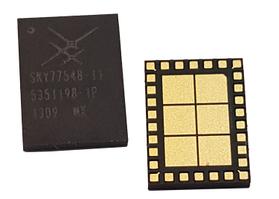 Микросхема SKY 77548-11 Samsung C3222, C3300, C3330, E2550, original (PN:1201-002985)