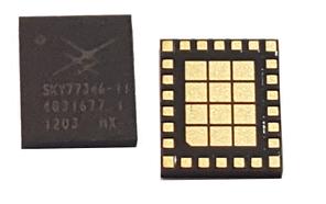 Микросхема SKY 77346-11 Samsung B5722, C6112, original (PN:1201-002947)