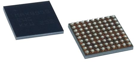 Микросхема MAX8959 Samsung S3850, original (PN:1203-006660)