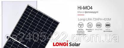 Высокоэффективные модули Longi SolarLR4-72 -HPH  420-440 Mono Perc Half cut . Скоро в продаже !!!